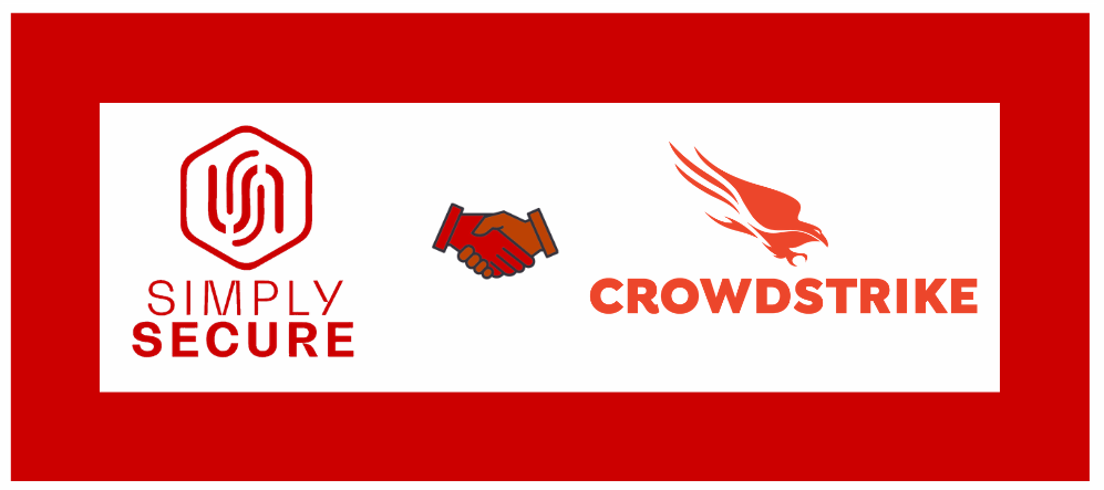 Simply Secure Group Announces Partnership with Crowdstrike